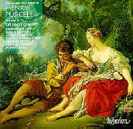 Purcell - Secular Solo Songs vol.2 | Hyperion CDA66720