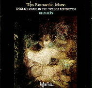 The English Orpheus vol.27 - The Romantic Muse | Hyperion CDA66740