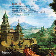 Bach - The Inventions | Hyperion CDA66746