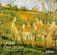 Faure - The Piano Quintets | Hyperion CDA66766