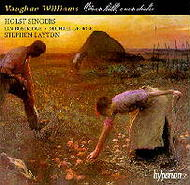 Vaughan Williams - Over hill, over dale | Hyperion CDA66777
