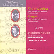 The Romantic Piano Concerto vol.11 - Scharwenka and Sauer | Hyperion - Romantic Piano Concertos CDA66790