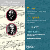 The Romantic Piano Concerto vol.12 - Parry and Stanford | Hyperion - Romantic Piano Concertos CDA66820