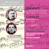 The Romantic Piano Concerto, Vol 13 - Glazunov and Goedicke | Hyperion - Romantic Piano Concertos CDA66877