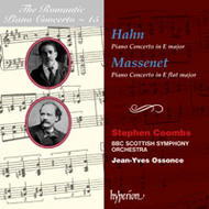 The Romantic Piano Concerto, Vol 15 - Hahn and Massenet | Hyperion - Romantic Piano Concertos CDA66897