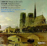 French Cathedral Music | Hyperion CDA66898