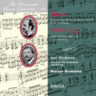 The Romantic Piano Concerto, Vol 16 - Huss and Schelling | Hyperion - Romantic Piano Concertos CDA66949