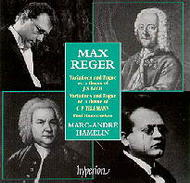 Reger - Piano Music | Hyperion CDA66996