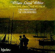 William Lloyd Webber - Piano music, chamber music & songs | Hyperion CDA67008