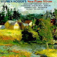 Stephen Hough's New Piano Album | Hyperion CDA67043