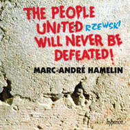 Rzewski - The People United Will Never Be Defeated! | Hyperion CDA67077