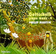 Gottschalk - Piano Music - 4 | Hyperion CDA67118