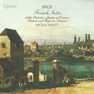 Bach - The French Suites | Hyperion CDA671212