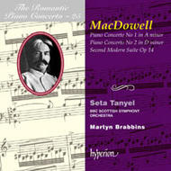 The Romantic Piano Concerto, Vol 25 - Edward MacDowell | Hyperion - Romantic Piano Concertos CDA67165