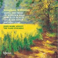 Vaughan Williams - Songs | Hyperion CDA67168