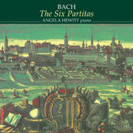 Bach - The Six Partitas | Hyperion CDA671912