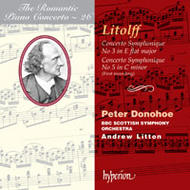 The Romantic Piano Concerto, Vol 26 - Litolff | Hyperion - Romantic Piano Concertos CDA67210