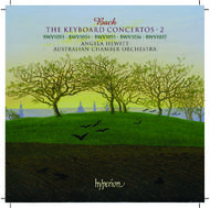 Bach - The Keyboard Concertos - 2 | Hyperion CDA67308