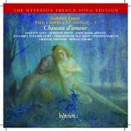 Fauré - The Complete Songs - 3 | Hyperion - French Song Edition CDA67335