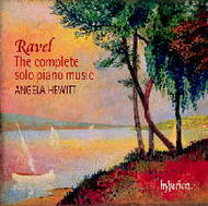 Ravel - Complete Solo Piano Music | Hyperion CDA673412