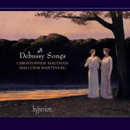 Debussy - Songs | Hyperion CDA67357