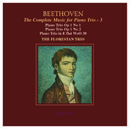 Beethoven - Complete Music for Piano Trio - 3 | Hyperion CDA67393