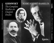 Godowsky - The Complete Studies on Chopin's Etudes | Hyperion CDA674112