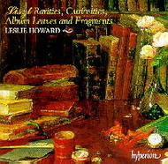 Liszt Piano Music, Vol 56 - Rarities, Curiosities, Album Leaves and Fragments | Hyperion CDA674147