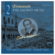 Monteverdi - The Sacred Music - 2 | Hyperion CDA67438