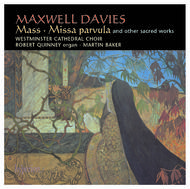Maxwell Davies - Sacred choral music | Hyperion CDA67454