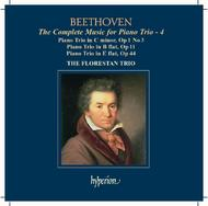 Beethoven - Complete Music for Piano Trio - 4 | Hyperion CDA67466