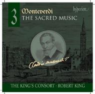Monteverdi - The Sacred Music - 3 | Hyperion CDA67487