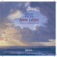 Pitts - Seven Letters and other sacred choral music | Hyperion CDA67507