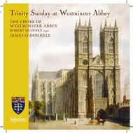 Trinity Sunday at Westminster Abbey | Hyperion CDA67557