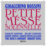 Rossini - Petite Messe Solennelle | Hyperion CDA67570