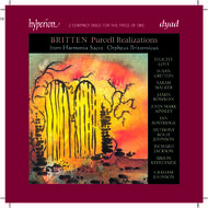 Britten - Purcell Realizations | Hyperion - Dyad CDD22058