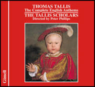 Tallis � The Complete English Anthems