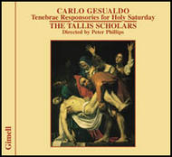Gesualdo – Tenebrae Responsories for Holy Saturday | Gimell CDGIM015