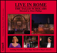 The Tallis Scholars - Live in Rome | Gimell CDGIM994