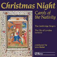 Christmas Night - 22 Carols, Old and New | Collegium COLCD106