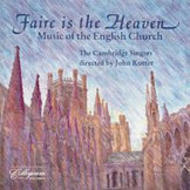 Faire Is The Heaven - 23 Anthems | Collegium COLCD107