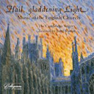 Hail Gladdening Light - 23 Anthems and Motets | Collegium COLCD113