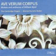 Byrd - Ave Verum Corpus - Motets and Anthems | Collegium CSCD507