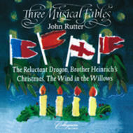 Rutter - 3 Musical Fables | Collegium CSCD513