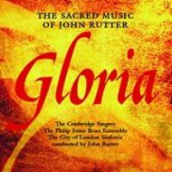 Gloria - Sacred Music Of Rutter | Collegium CSCD515