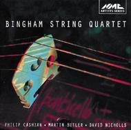 Bingham String Quartet | NMC Recordings NMCD006