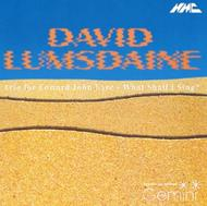 David Lumsdaine - Aria for Edward John Eyre | NMC Recordings NMCD007