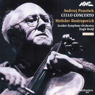 Panufnik - Cello Concerto | NMC Recordings NMCD010S