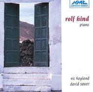 Rolf Hind plays David Sawer and Vic Hoyland | NMC Recordings NMCD020S