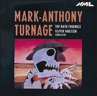Mark-Anthony Turnage - On All Fours | NMC Recordings NMCD024M